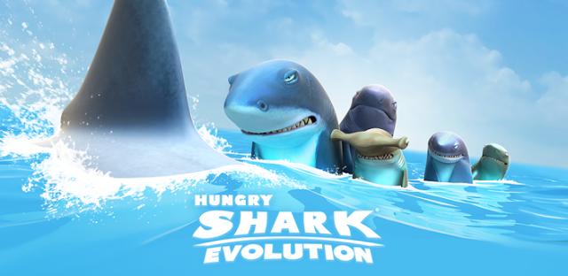Hungry Shark Evolution v6.3.0 Apk Mod [Dinheiro Infinito] - Winew