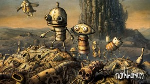 Machinarium v2.0.39 Apk + Data Full