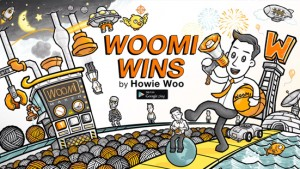 Woomi Wins v1.2.4 Apk + Data Full