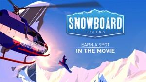 Snowboard Legend v1.0.1 Apk + Data Free