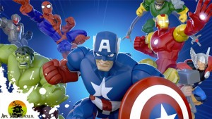 Mix+Smash: Marvel Mashers v1.3 Apk + Data Free