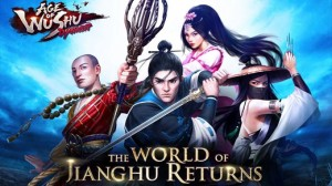 Age of Wushu Dynasty Beta v1.3 Apk + Data Free