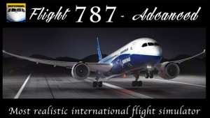 Flight 787 – Advanced v1.6.1 Apk + Data Full