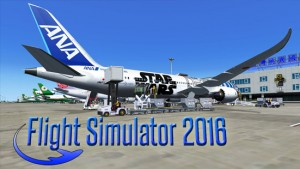 Flight Simulator 2016 HD v1.2.0 Apk Full