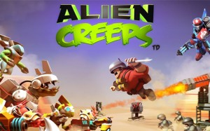 Alien Creeps TD APK