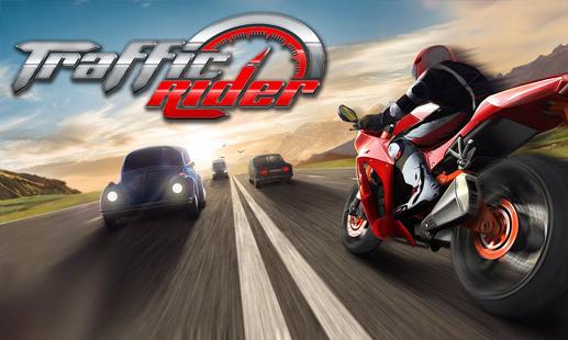 Traffic Rider v1.5 Apk Mod [Dinheiro Infinito] - Winew