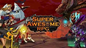 Super Awesome RPG v1.2.26 Apk + Data Full