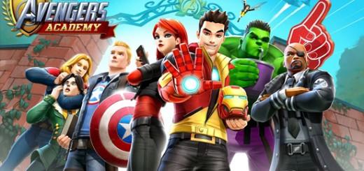 MARVEL Avengers Academy APK MOD MONEY