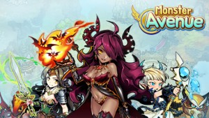 Monster Avenue - Card RPG APK
