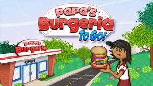 Papa's Burgeria To Go! APK MOD