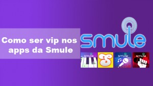 Tutorial – Como ser VIP nos apps da Smule no Android.
