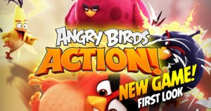 Angry Birds Action! v1.8.0 Apk + Data Free
