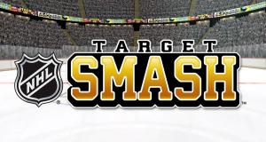 NHL Hockey Target Smash
