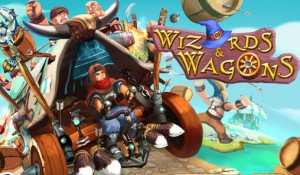 Wizards and Wagons APK MOD