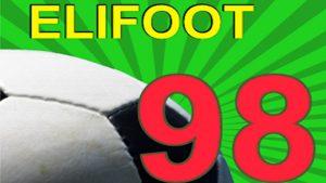 Elifoot 98 (16) PRO apk gratis