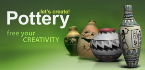 Let's Create! Pottery