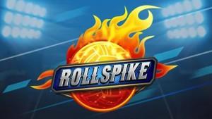 Roll Spike Sepak Takraw
