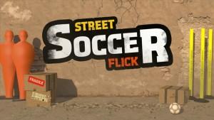 Street Soccer Flick Pro v1.06 Apk Full