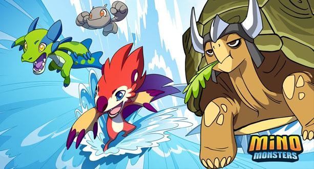 Mino Monsters 2 Evolution - Mino Monsters 2: Evolution Apk v4.0.104 Mod
