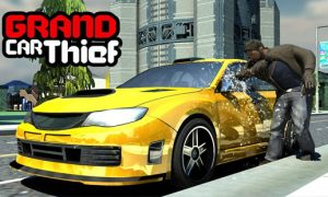 Grand Car Chase Auto Theft 3D