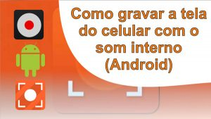 audio interno no android