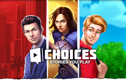 Download - Choices: Stories You Play v2.3.7 Apk Mod [Diamantes Infinitos] - Winew