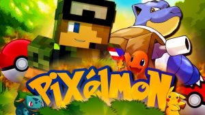Pixelmon GO - catch them all!