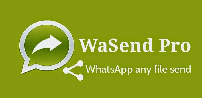 WaSend: Compartilhando Qualquer Arquivo no Wahtsapp