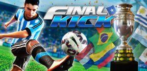 Final kick: Online football Apk v3.7.8 Mod (Mega Mod)