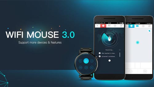 WiFi Mouse Pro v3.2.2 Apk Full | | APK MOD HACKER