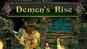 Demon's Rise v1.0 Apk + Data Full – APK MOD HACKER
