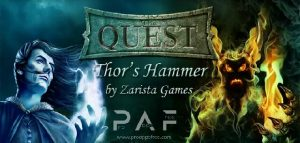 The Quest – Thor's Hammer v3.0 Apk + Data Full – APK MOD HACKER