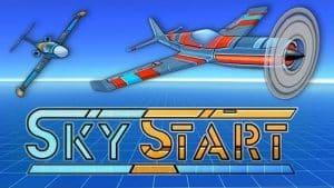 SkyStart Racing v1.24.7 Apk + Data Full |