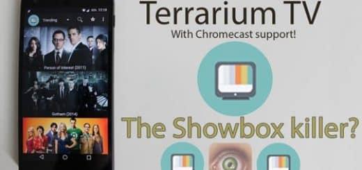 Terrarium TV v1.8.1 (Mod Ad Free) Premium Apk, Series e Filmes Online - 19/10/2017