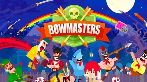 Bowmasters V2 12 2 Apk Mod Money Apk Mod Hacker