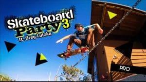 Skateboard Party 3 Pro v1.0.7 Apk + Data Full |
