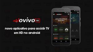 Ao Vivo HDTV – Novo aplicativo para assistir TV em HD no android gratis. |