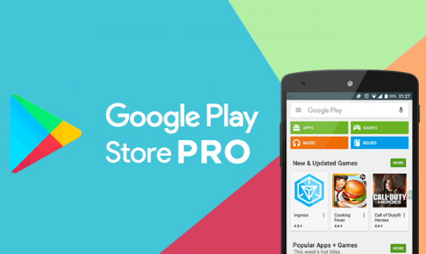 play store pro modded