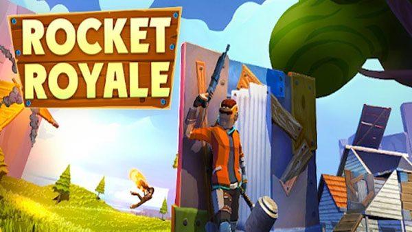 Download - Rocket Royale v1.3.11 Apk Mod [Dinheiro Infinito] - Winew