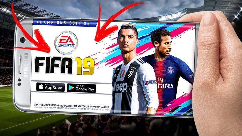 FIFA 14 v1.3.6 Apk Mod [Atualizado 2019 / Brasileirão] - Winew