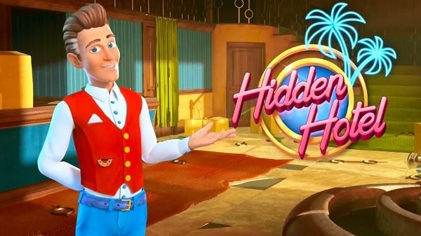 Hidden Hotel v1.1.47 Apk Mod [Dinheiro Infinito] - Winew