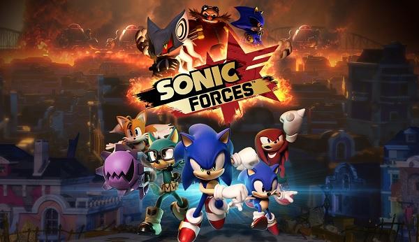 Sonic Forces v3.2.0 Apk Mod [God Mode / Speed Hack]
