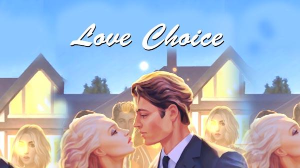 Download - Love Choice v0.6.1 Apk Mod [Diamantes Infinitos] - Winew