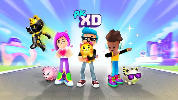 PK XD v0.21.1 Apk Free